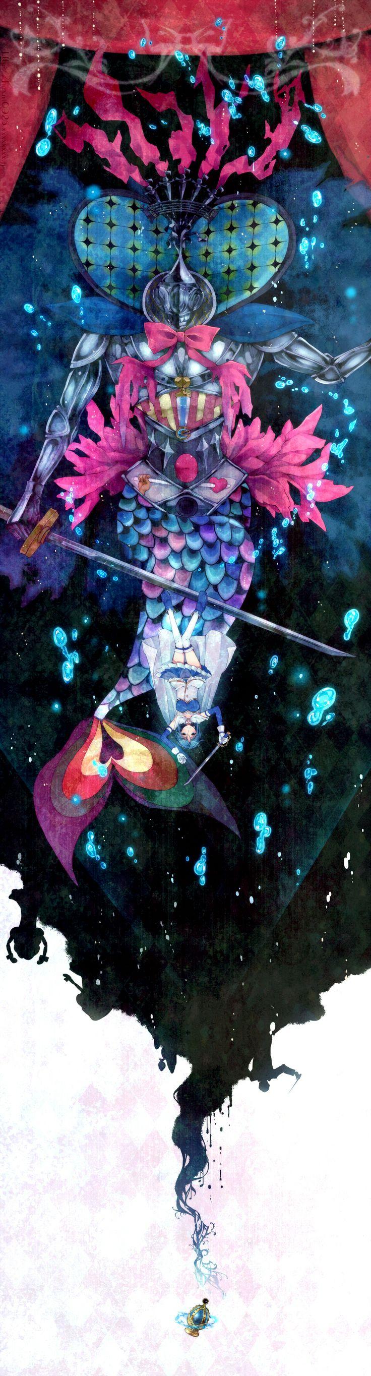 madoka magica sayaka witch - photo #39