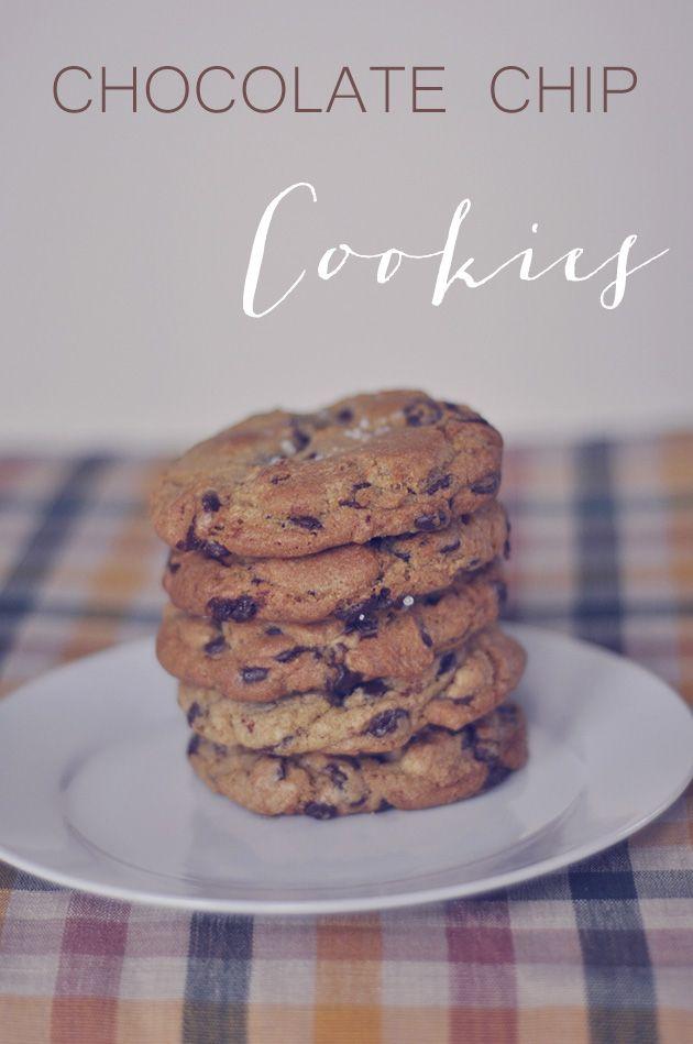 Chocolate chip cookies – Emily Salomon