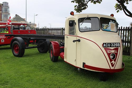 scammell scarab - Google Search