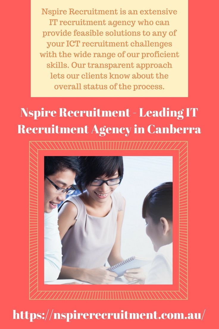 Nspire is a highly recognized information technology recruitment solution that aims at fulfilling the dreams of the candidate of getting the desired job.We take time to understand the requirements of our clients and candidate which helps us to provide them with better results.We help our clients to achieve their business goals by hiring the appropriate person thus saving their time.