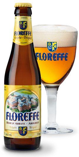 Floreffe Tripel, brasserie belge Lefebvre 7.5% 8/10
