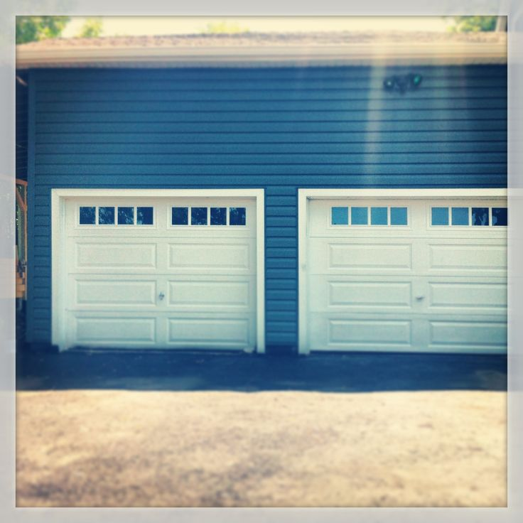 308 best beautiful garage doors images on pinterest for Beautiful garage doors