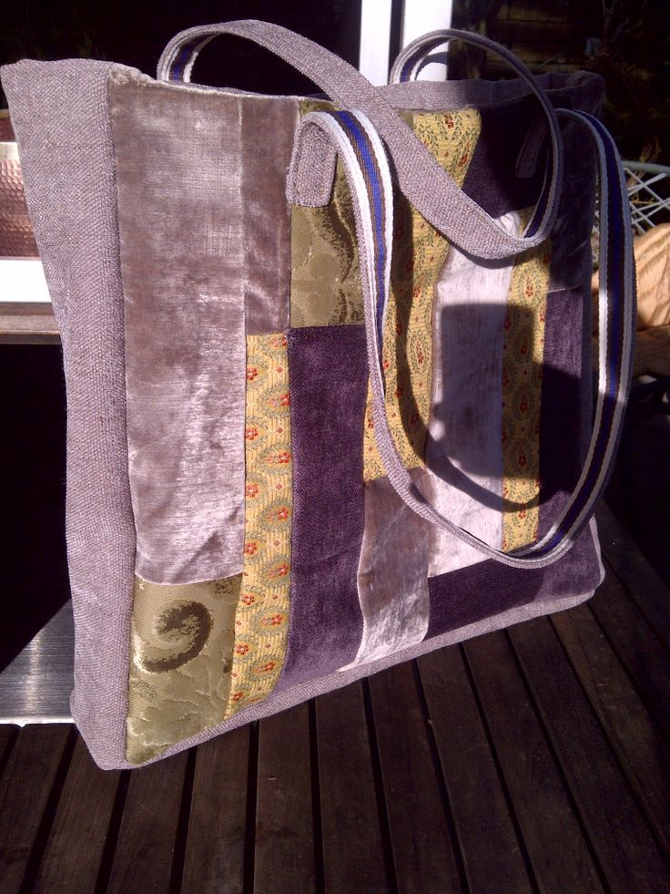 Patchwork shopper