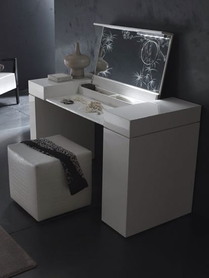 Idea for a dressing table