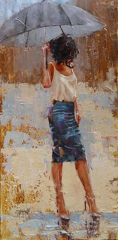 Laura Lee Zanghetti - silk