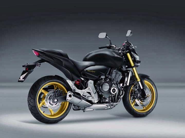 New Honda Hornet 600 2012