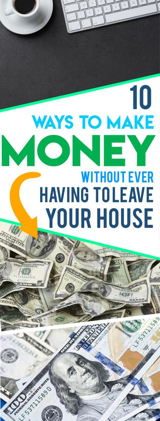 20 Genius Ways to Make Money at Home (Earn an Extra $1,000/Month)