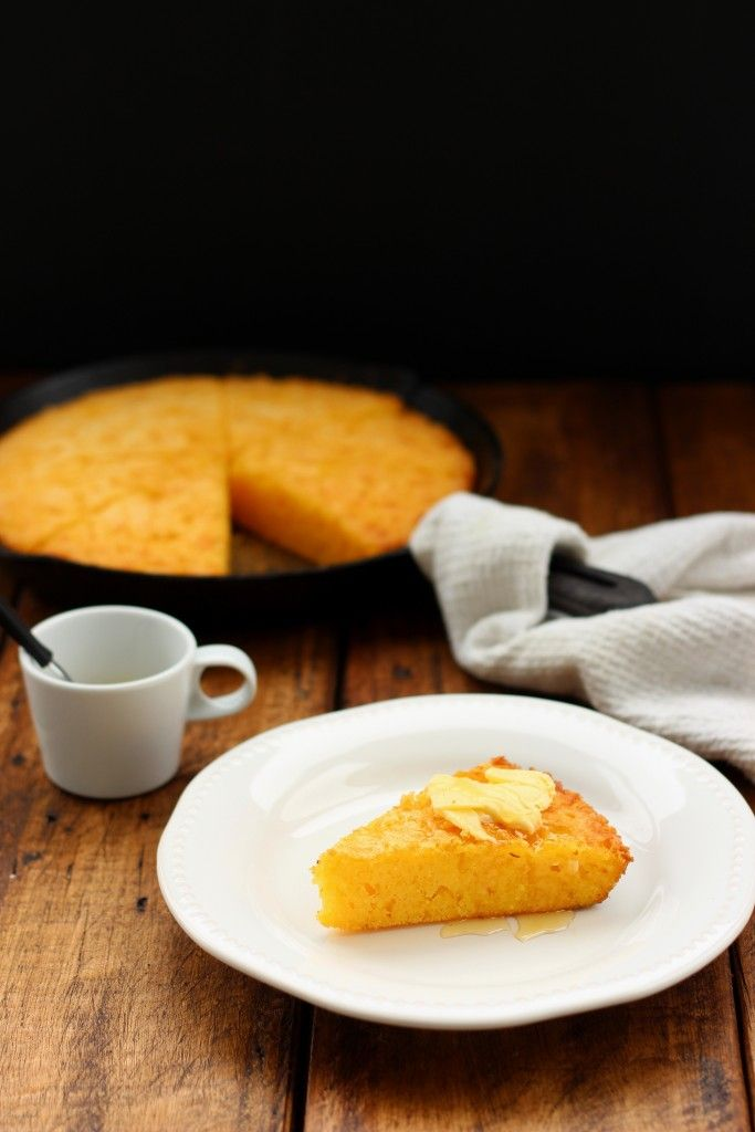 Gluten-free Skillet Cornbread + Conquering Resistance - Dish by Dish