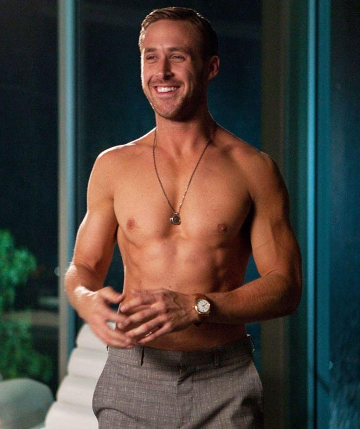 """Ryan Gosling en """"Crazy Stupid Love"""", 2011"""