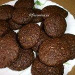 немецкое домашнее шоколадное печенье