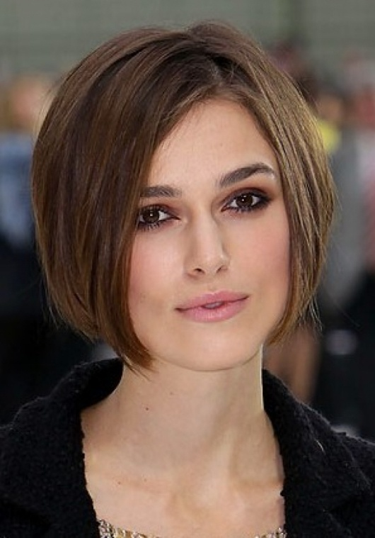Short Stacked Hairstyles 2013