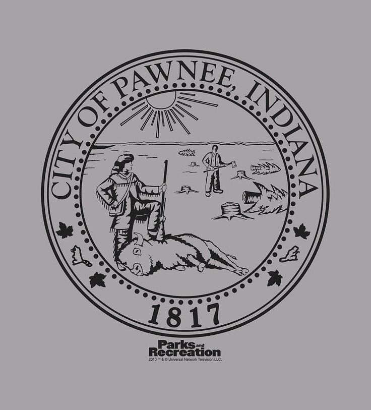parks and rec Pawnee art - Google Search
