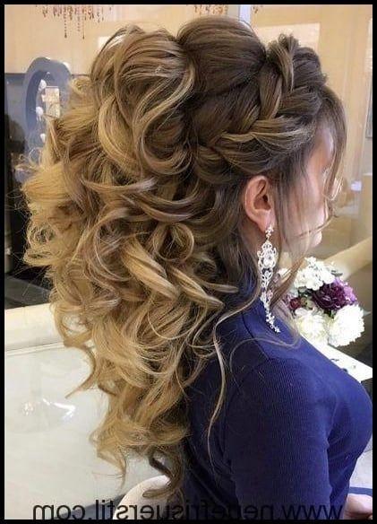 37 Exquisite Hochzeit Prom Frisuren Fur Sie Zu Versuchen Neue