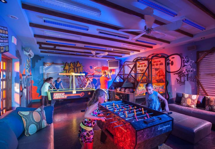 Kids of all ages love to visit Trench Town for the best arcade games | Beaches Resorts | Jamaica