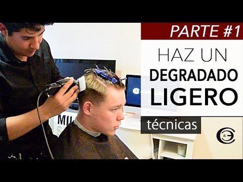Como hacer un Desvanecido Facil y Sencillo | Degradados PARTE 1 ➤ (Desvanecido Ligero) ★ Técnicas - YouTube