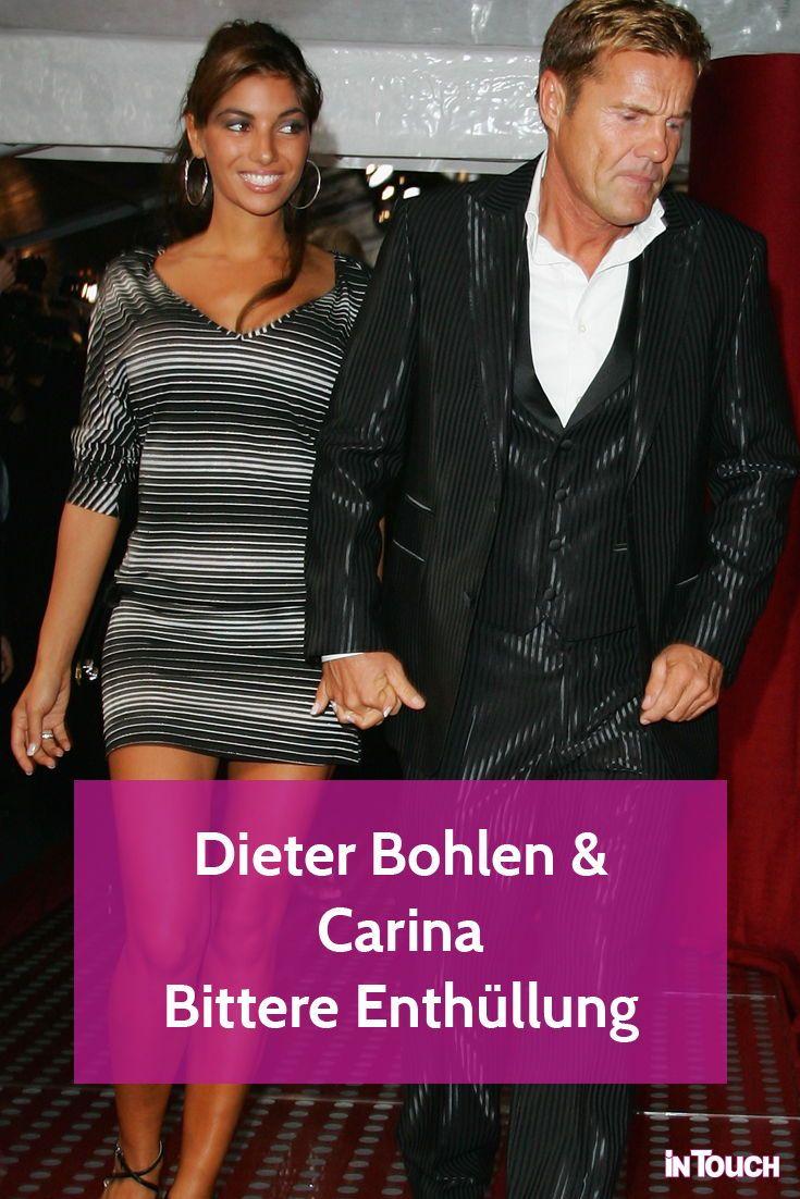 Dieter Bohlen Bittere Enthullung Selbst Carina Kann Ihm Nicht Helfen Dieter Bohlen Carina Bohlen