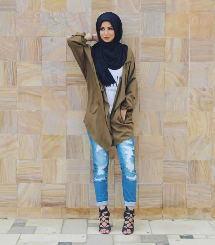 43 best HIJAB-fashion images on Pinterest | Hijab styles, Hijabs and ...