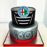 alfa romeo piece of #cake