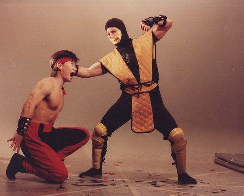 Scorpion, finish him!!
