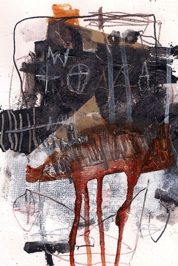 Artist Marie Bortolotto 2016
