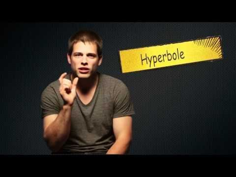 LITERARY DEVICES in Pop Culture (video clips included...great host) WHAT A FIND!!!
