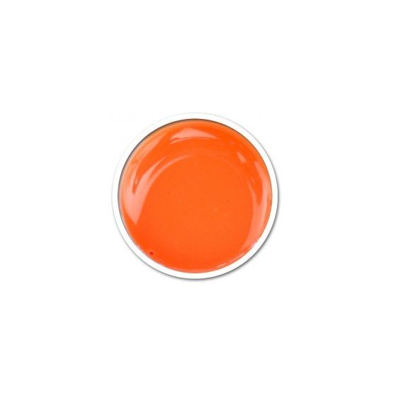 Classic Neon UV/LED Gel - Orange Fluo 5 ml