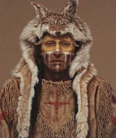 The Native Circle - Sjamaanse Kostuums.