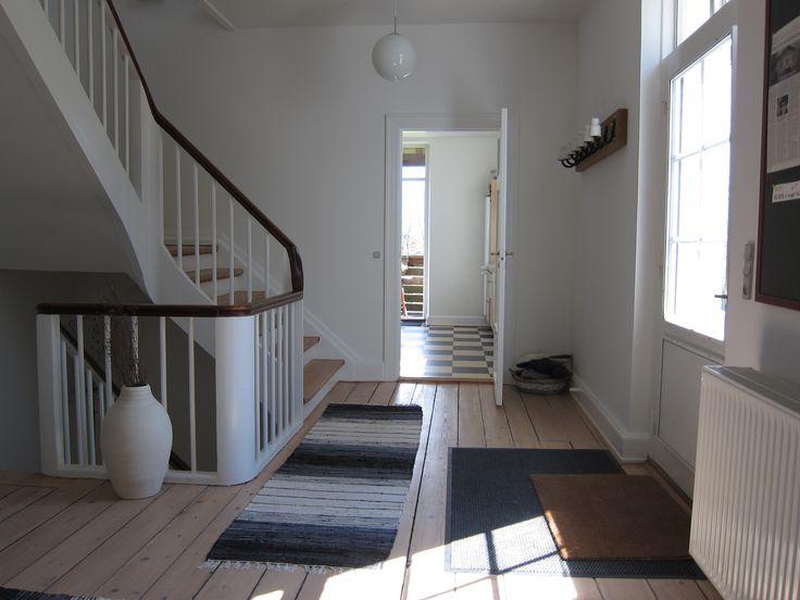 Villa Gress - new retreat for artists in Denmark.