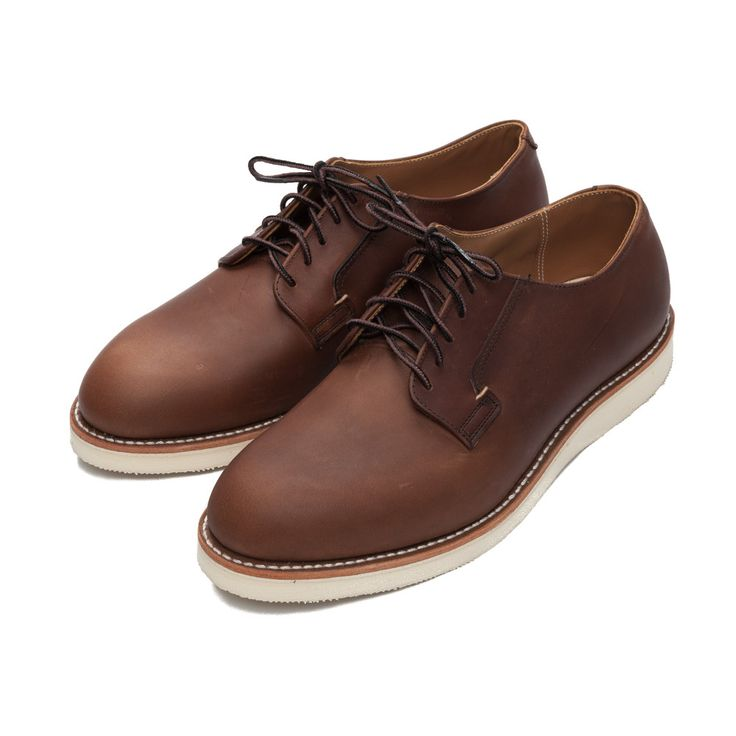 Red Wing Postman 3101 oxford Amber – Frans Boone Store