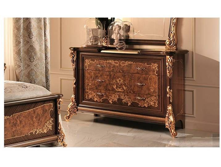 Schlafzimmer Sinfonia Nussbaum Schlafzimmer Kommode Mit 3 Schubladen Decor Home Decor Furniture