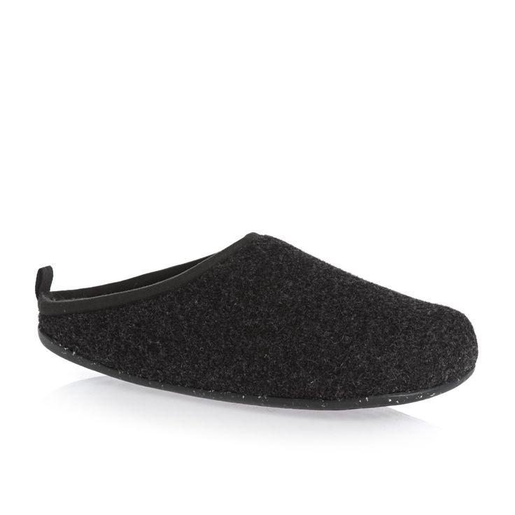 Camper Slippers - Camper Wabi Slippers - Dark Gray
