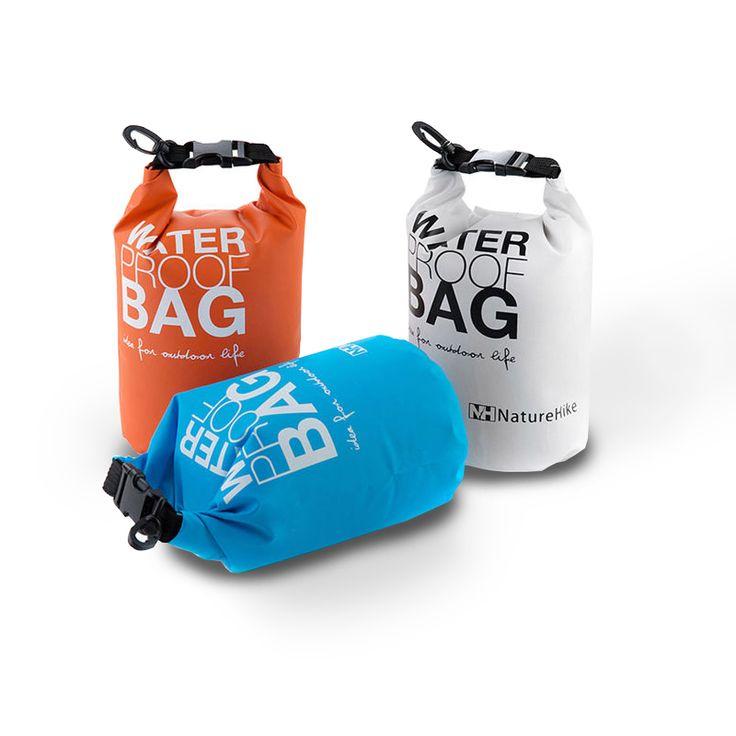 2L/5L Portable Waterproof Dry Bag Outdoor Swimming Rafting Kayaking Camping