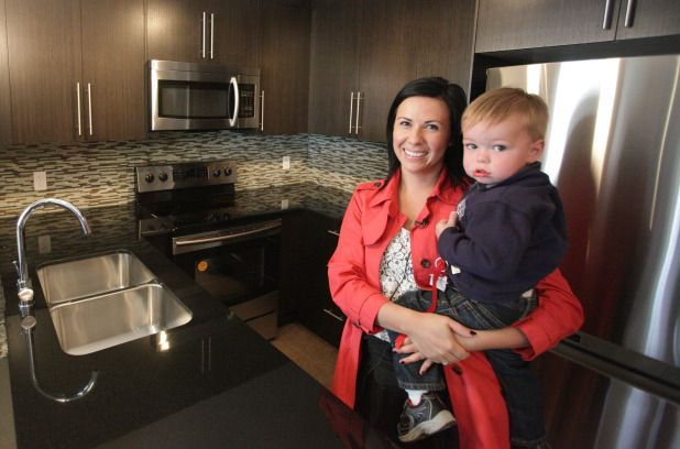 Twenty-nine-year-old Jessica Thompson always knew she'd be a homeowner – she just never imagined it would happen so quickly.