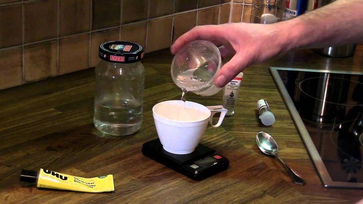 Selfmade Slime - Schleim Herstellung