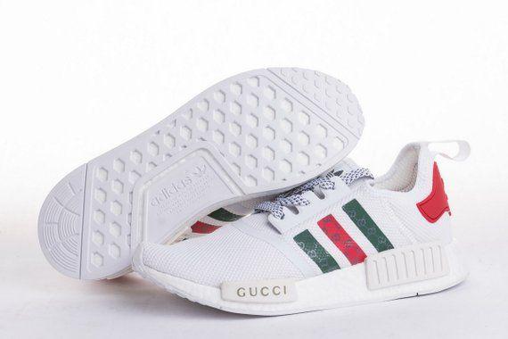 92dc5a22a0f Custom Gucci x Adidas NMD in 2019