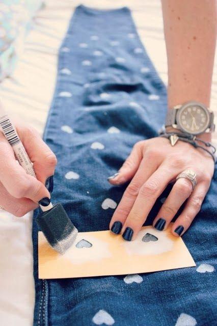 Garotas Enxaqueca: 10 idéias para customizar roupas