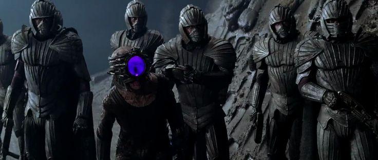 Chronicles of Riddick. Necromonger Lenses and troops