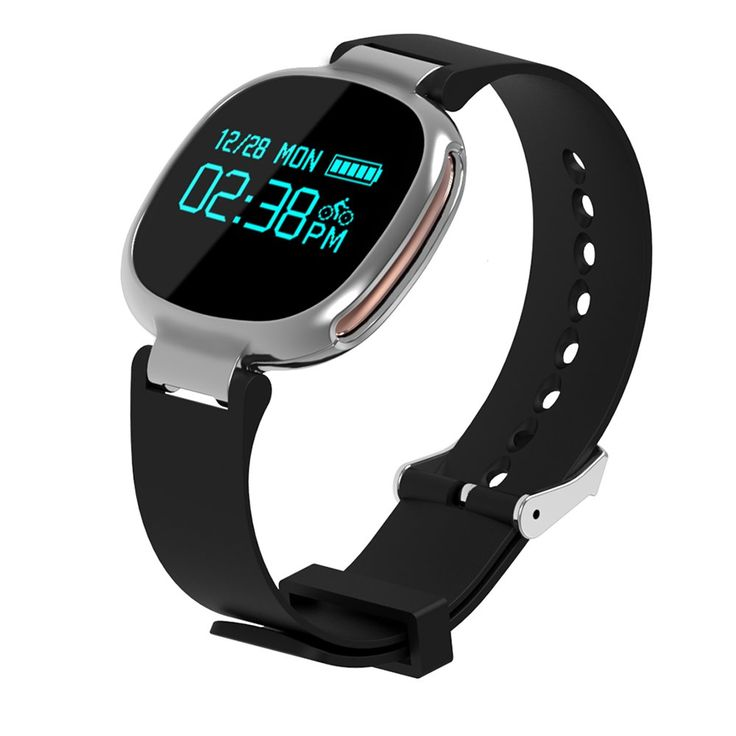 E08 Smartwatch Bluetooth 4.0 Heart Rate Monitor Swimming Tracker IP67 Waterproof Fitness Tracker for IOS Android. <B>Special function:</B> 12/24 hours system, date and week display, Display sleep time and power. <B>Sports and Health:</B> Pedometer(Distance, Calorie), Dynamic heart rate, Sleep tracking(time, quality), Sedentary reminder. <B>Multiple movement modes:</B> Rope skipping, Jumping jacks, Sit-ups, Running mode. <B>WeChat Sports:</B> WeChat sport ranking. <B>APP GPS movement:</B>...