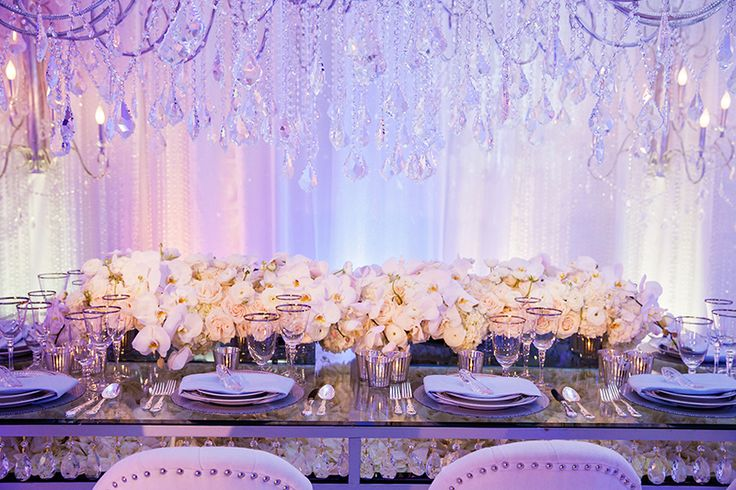 """This beautiful Cinderella inspired wedding reception just gave """"So This Is Love"""" a whole new meaning"""
