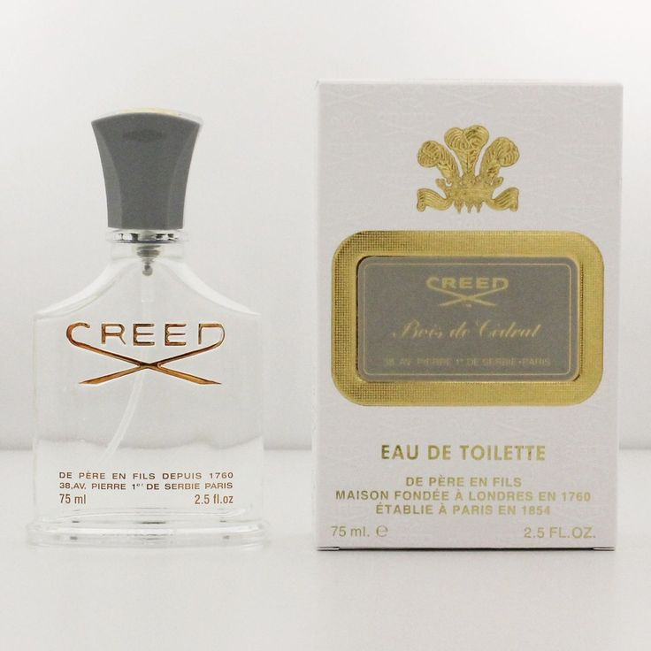 Profumo CREED BOIS DE CEDRAT 75 ml