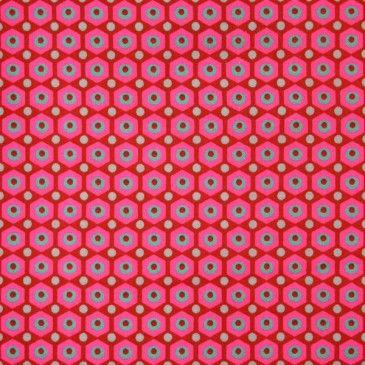Petit pan cotton mikko rouge