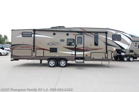 New 2015 Keystone Cougar X-Lite 28RDB For Sale by Thompson Family RV LLC available in Davenport, Iowa