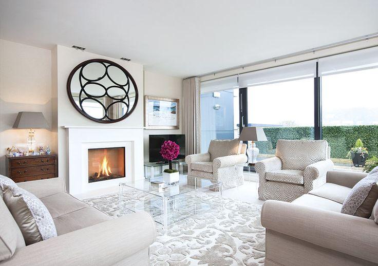 Contemporary penthouse, Edinburgh