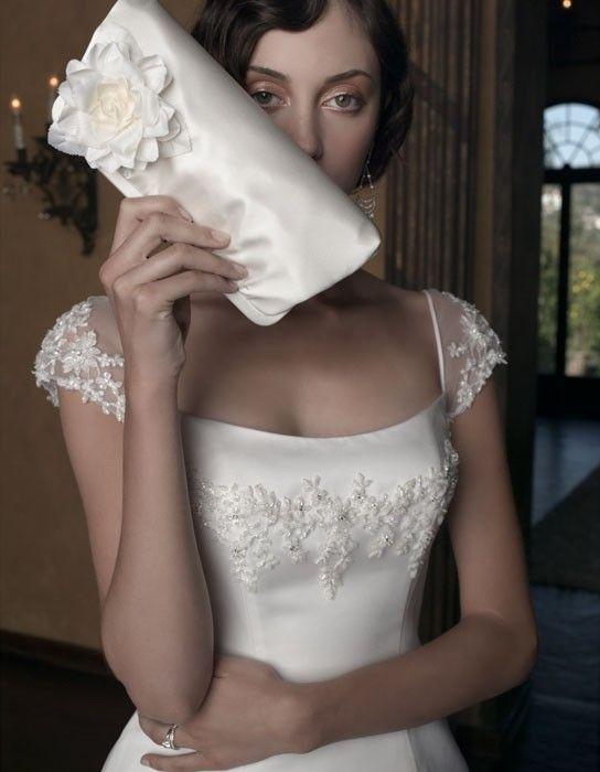 Casablanca Wedding Dresses - Style 1740