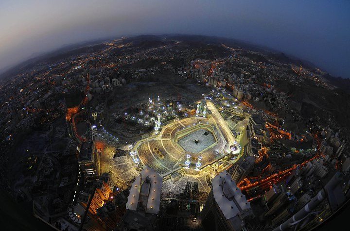 Mecca Al Mukaromah w/ my Wife... Someday.. Amin