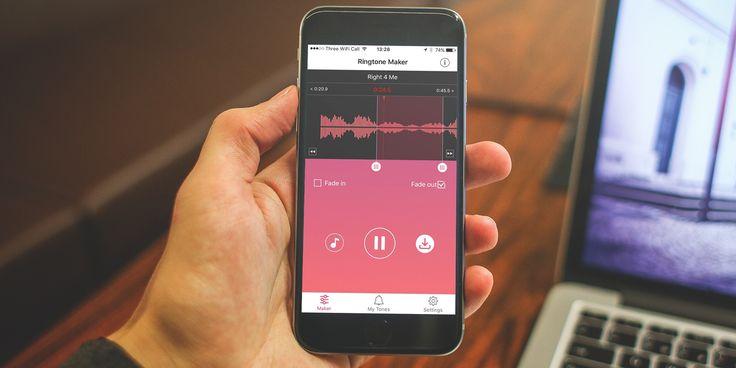 How to make your own custom ringtones using Ringtone Maker - TapSmart