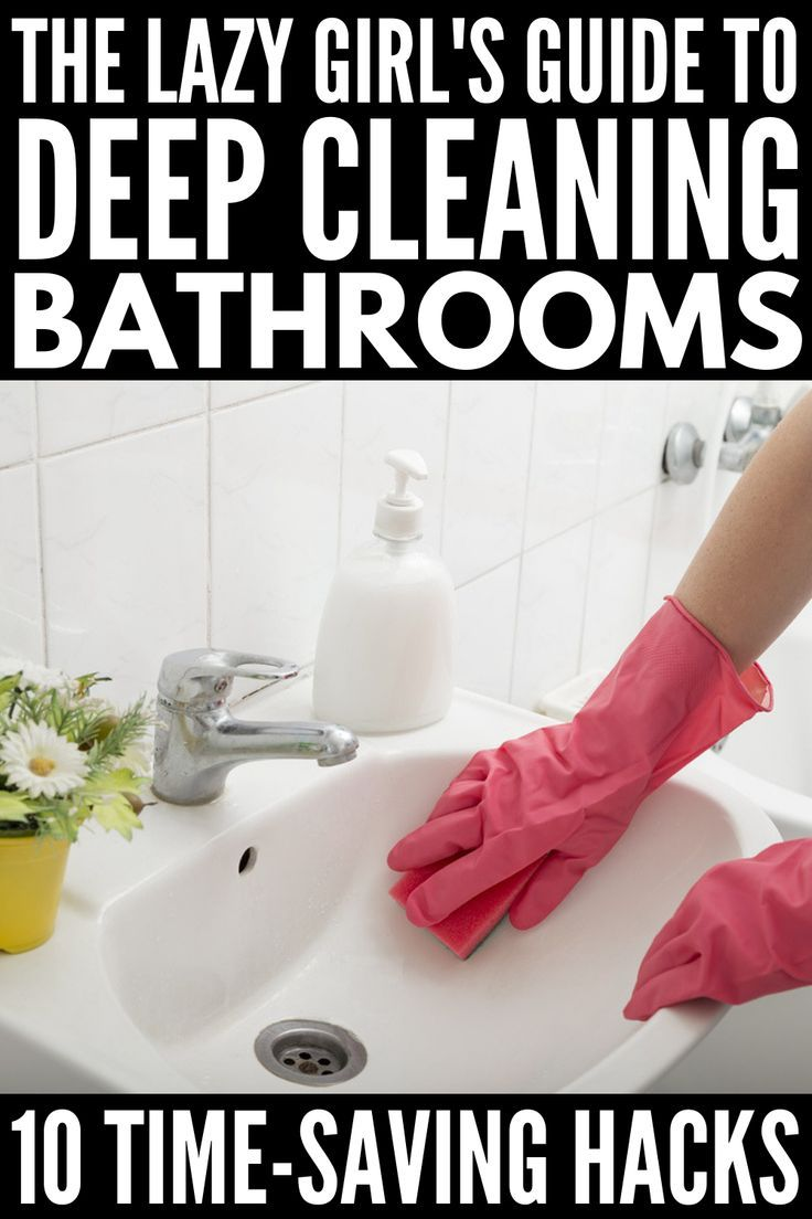37 Time Saving Deep Cleaning Hacks Everyone Should Know Cleaning