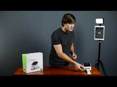 ZINK hAppy printer with Simple Booth - YouTube