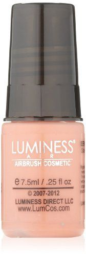 Luminess Air Airbrush Blush, Shade Soft Rose ** This is an Amazon Associate's Pin. Clicking on the VISIT button will lead you to find the item on Amazon website