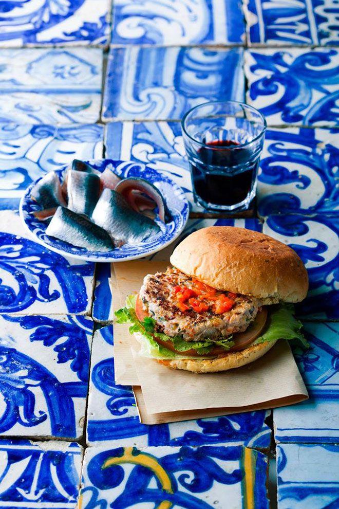 Une cantine pour déjeuner : O prego da Peixaria restaurant Lisbonne